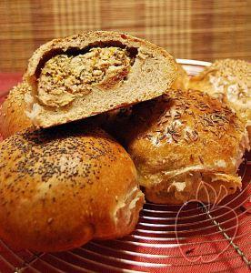Pan relleno para un picnic (46)