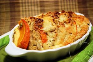 Bread pudding de calabaza potimarron (3)
