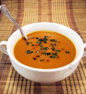 Crema de Zanahoria al miso (10)