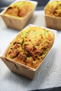 Cake salado de habitas tiernas y ricotta (18)