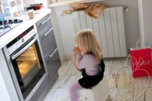 Cake salado de habitas tiernas y ricotta (4)