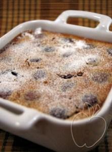 Clafoutis de cerezas sin gluten (7)