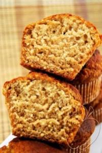 Muffins integrales de mijo y miel (17)
