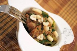 Ceps y calabacines con cacahuete (4)