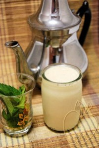 Yogur té con menta (2)