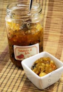 Mermelada de piña y calabacín (1) - copia