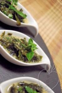 Ensalada de algas wakame, lima y leche de coco (13)