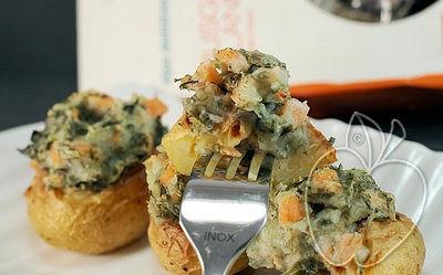 Patatas rellenas de musgo de Irlanda y salmón ahumado (7)