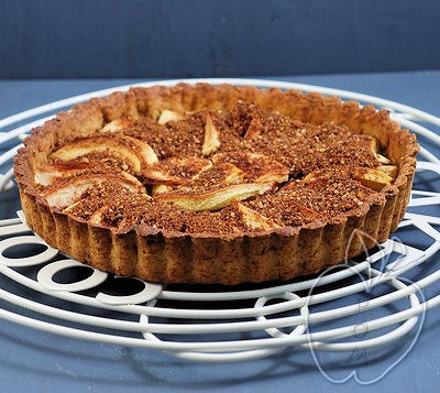 La tarta de manzana clásica de Polyanna (2)