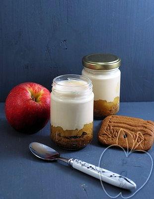 Yogur Tarta de Manzana (5)
