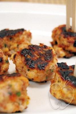 Albóndigas de pollo con chorizo y dátiles (7)