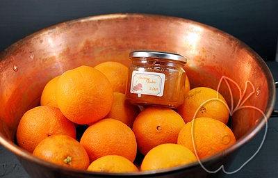 Mermela de naranja dulce (3)