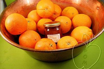 Mermelada de pieles de naranja (5)