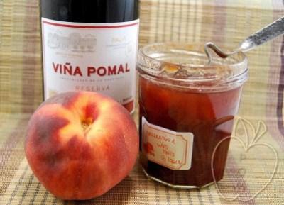 Mermelada de melocotón y vino tinto (20)