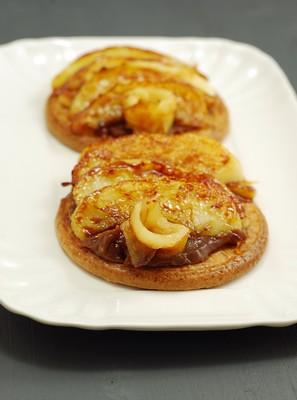 Tarta Exprés de Manzana y Caramelo Salado (6)
