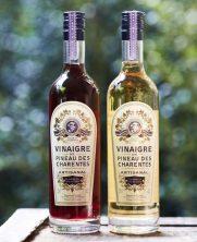 Pineau des Charentes vinegar