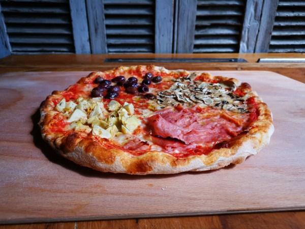 4 STAGIONI – COME À LA PIZZA