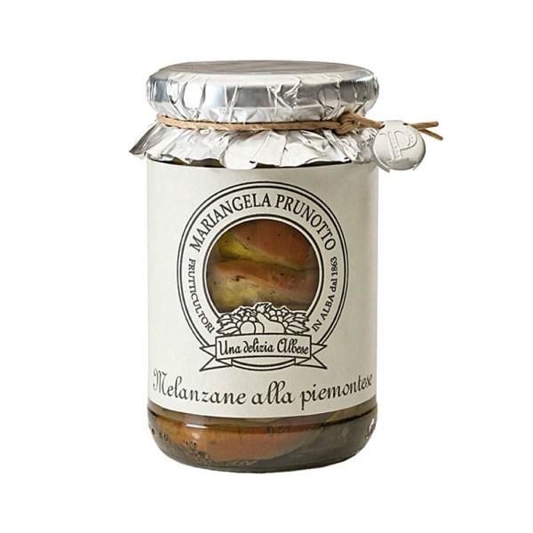 Aubergines paysannes piémontaises Épicerie Fine Grocery Store Apéritifs et Antipasti Come à lÉpicerie Take Away Delivery Luxembourg 1