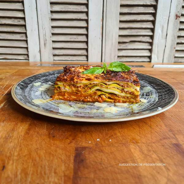 Lasagne Maison Come Delivery Restaurant Come a la Maison Delivery Take Away Luxembourg 1