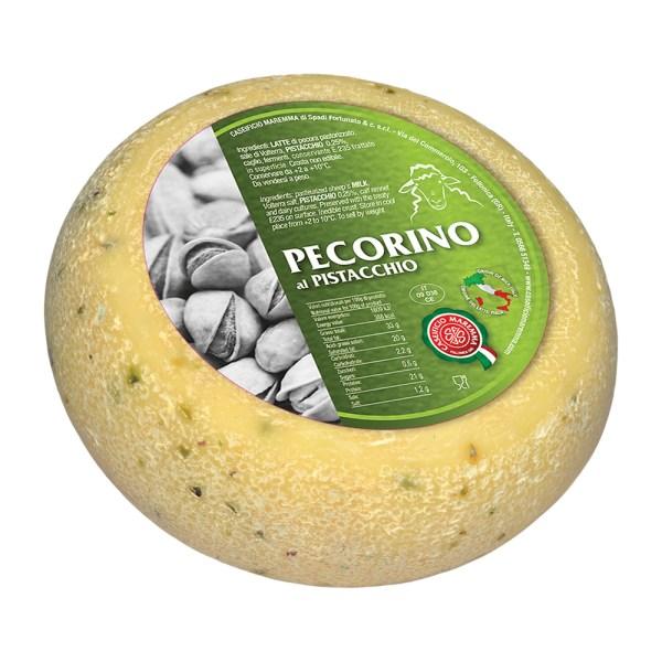 Fromage Italien Pecorini al Pistacchio Come a lepicerie Come Delivery Come a la Maison