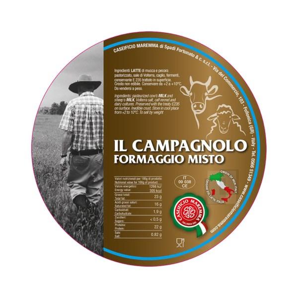 Il Campagnolo Formaggio Misto Fromages Come a lepicerie Come Delivery Come a la Maison takeaway Delivery Luxembourg 3