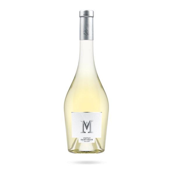 Vin blanc Château Saint Maur Grand Cru Classé M Come Delivery Cave en ligne Vins en ligne take away delivery Luxembourg