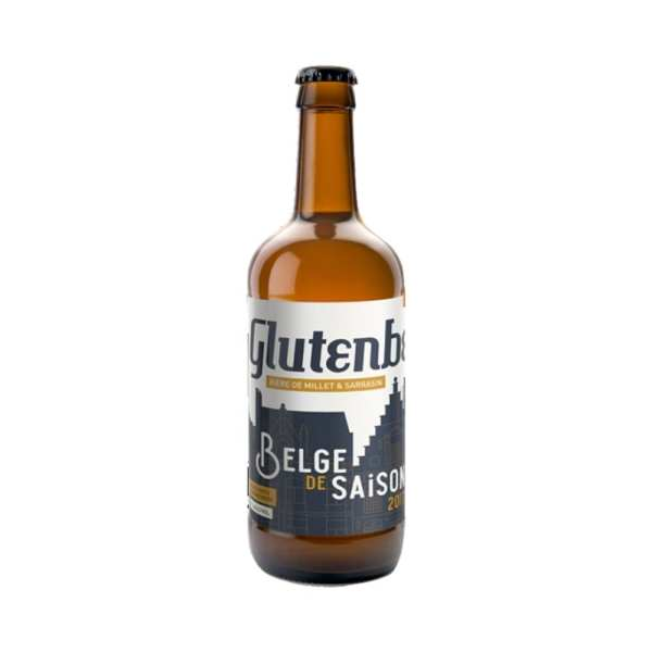 Delivery Glutenberg Belge de Saison Come a la Biere Come a la Maison Luxembourg