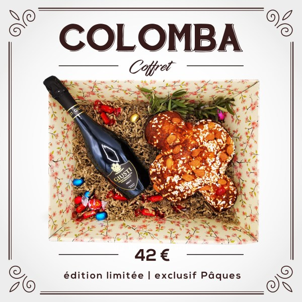 COLOMBA COFFRET