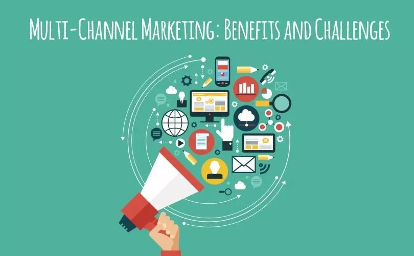 What is multi-channel marketing?