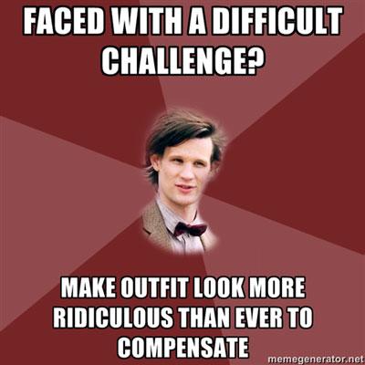 Meme Alert Doctor Who Comediva