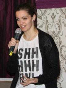 Elena Kombou