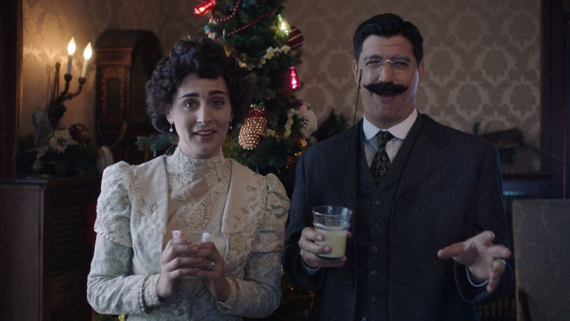 Image result for drunk history christmas special