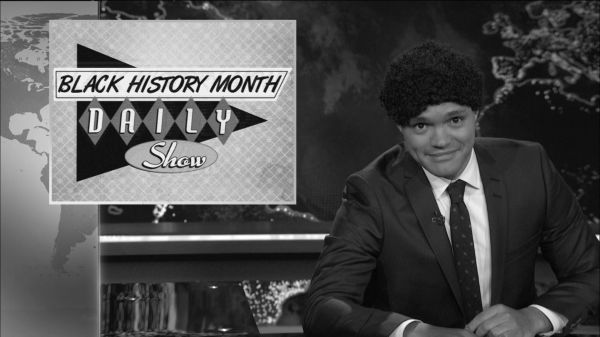 Black History Month Daily Show - Martin Luther King Jr