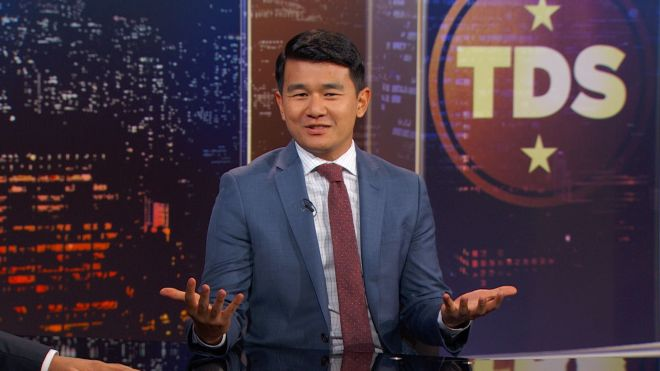 The Daily Show: Ronny Cheng