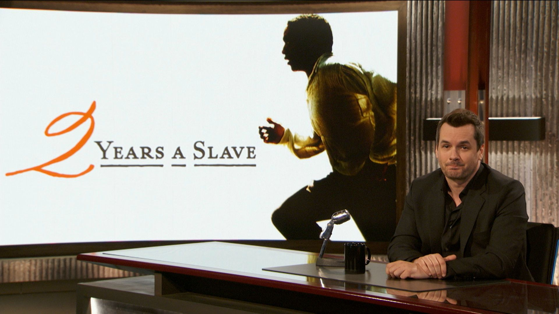 Two Years A Slave The Jim Jefferies Show Video Clip