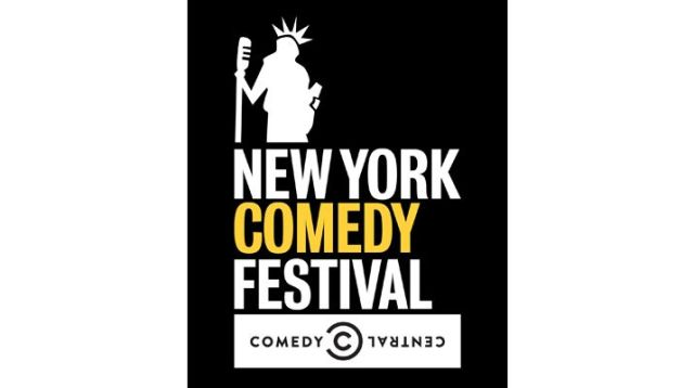 Press Release Image for New York Comedy Festival, 2016