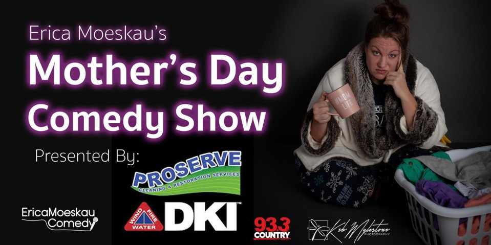 Mother's Day Comedy Show @ Bailey's Pub | Fort McMurray | Alberta | Canada