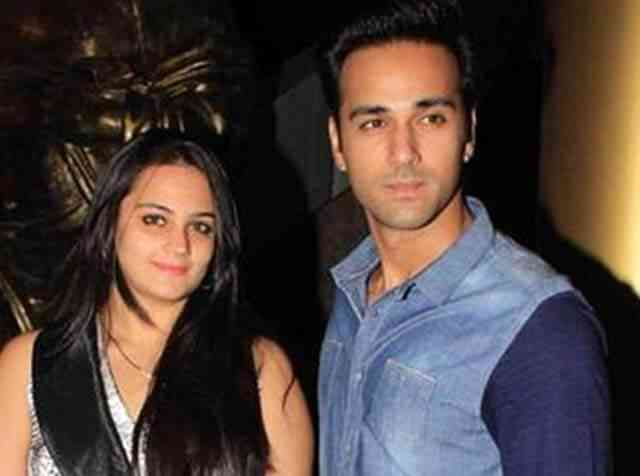 Pulkit Samrat and Shweta Rohira