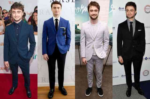 Daniel Radcliffe | Height: 5 feet 5 inches