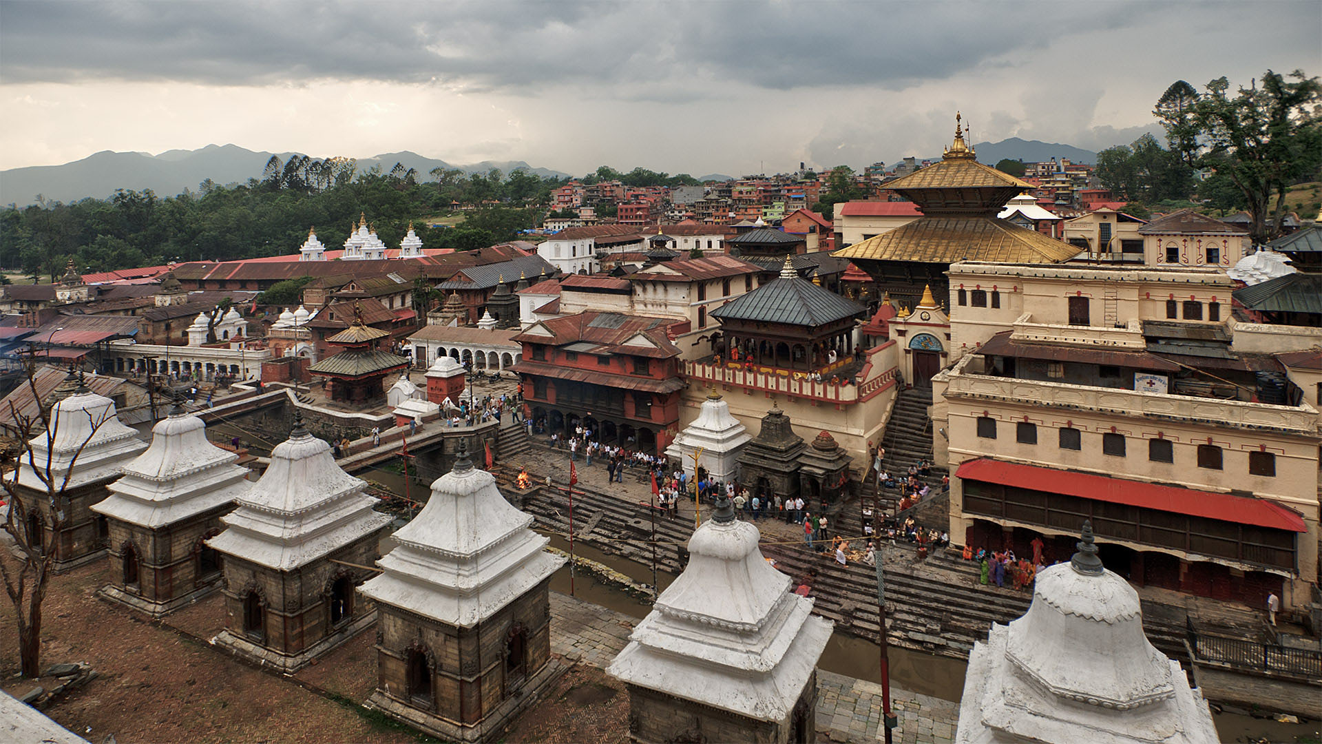 pashupathinath temple