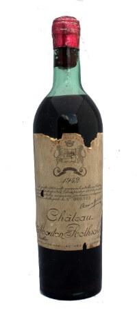 Chateau Mouton-Rothschild 1945 – $23,000