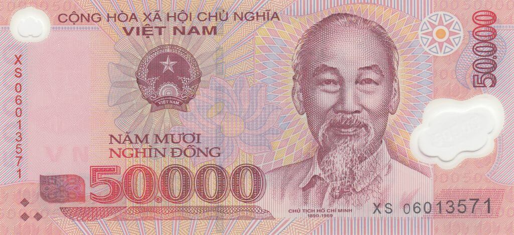 Vietnamese Dong currency