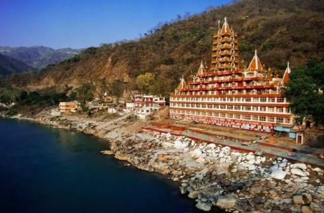 Adventure place rishikesh