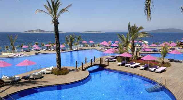 Selecting the right hotel