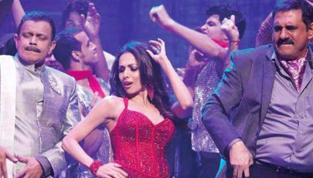 Item Dance Anarkali Disco Chali