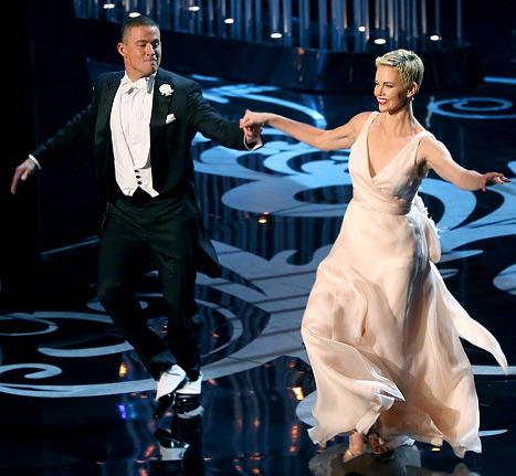 hollywood dancer Channing Tatum