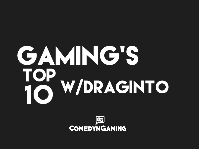 Top 10 Releases in Gaming