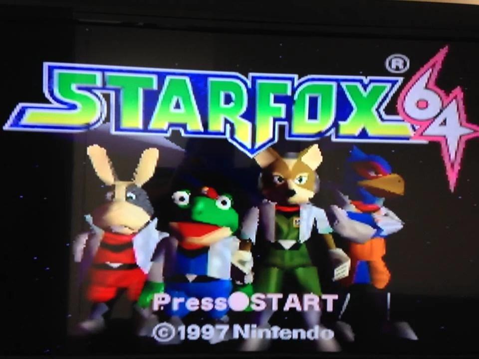 STAR FOX LOAD