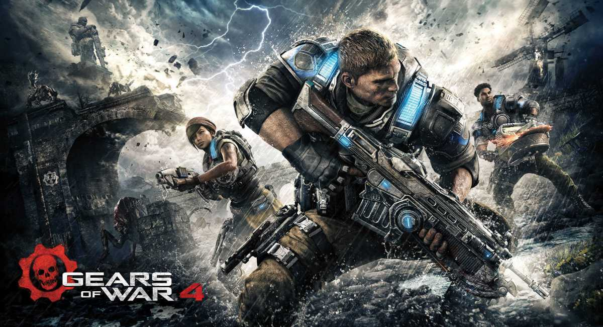 Gears of War 4 Deals