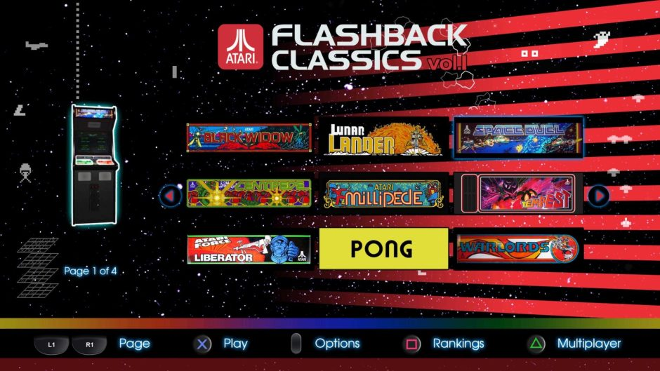 Atari Flashback Classic